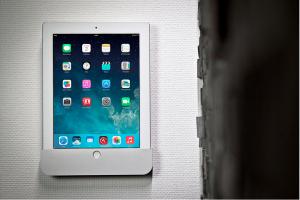 Tablet para controlar automação residencial